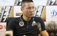 HLV Chu Đình Nghiêm nói gì sau khi rời ghế nóng CLB Hà Nội