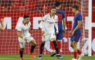 Nhận trái đắng, Atletico 'lâm nguy' trước Barcelona