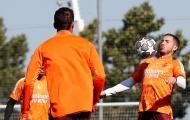 Eden Hazard sung mãn, sẵn sàng tái ngộ Liverpool