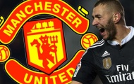 """Man Utd từng """"vồ hụt"""" Karim Benzema như thế nào?"""