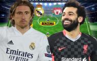 Siêu đội hình kết hợp Real vs Liverpool: Tam tấu hủy diệt