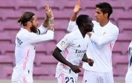 XONG! 'Cạ cứng' nối gót Ramos, Real toang cực mạnh trận gặp Liverpool