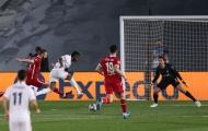 10 thống kê Real Madrid 3-1 Liverpool: Khắc tinh xuất hiện, điểm sáng Salah!