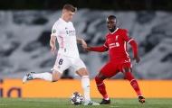 """Hủy diệt Liverpool, Vinicius Jr gọi đồng đội là """"huyền thoại Real Madrid"""""""