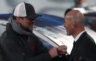 """Klopp """"đổ thừa"""" Real sử dụng sân của đội trẻ, Zidane nhẹ nhàng đáp trả"""