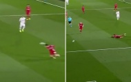 Sao Liverpool 'một tay' giúp Real ghi bàn