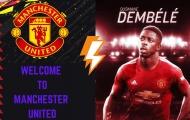 Chuyển nhượng 08/04: Hoàn tất 2 HĐ mới, M.U gửi đề nghị ký Dembele; Arsenal chiêu mộ 'Fernandes 2.0'?