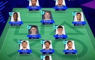 Đội hình Champions League hay nhất tuần: Song sát PSG chắc suất, 'kẻ hủy diệt' Liverpool góp mặt