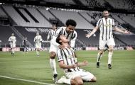 Rơi nước mắt với màn ăn mừng của Paulo Dybala sau bàn thắng cho Juventus