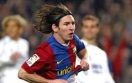El Clasico: Messi 19 tuổi và hat-trick đầu tiên vào lưới Real Madrid