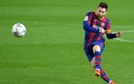 Lộ diện kẻ khiến Messi phải 'câm lặng' ở El Clasico