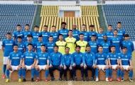 UBND tỉnh 'giải cứu', thưởng tiền cho các cầu thủ Than Quảng Ninh