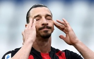 Ibrahimovic bị đuổi khỏi sân, AC Milan vẫn bỏ túi 3 điểm rời Stadio Ennio Tardini