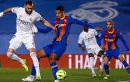 2 cú đấm choáng váng, Real quật ngã Barca lên đỉnh La Liga