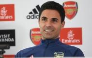 Arteta lên tiếng về thái độ của các cầu thủ Arsenal