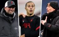 Thiago Alcantara: 'Đó là điểm giống nhau giữa Jurgen Klopp và Pep Guardiola...'
