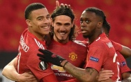 Edinson Cavani chứng tỏ rõ 2 điều hơn hẳn các tiền đạo Man Utd