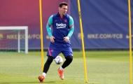 Messi 'xuống râu', mong đổi vận trước thềm chung kết Cúp nhà Vua