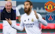 Sergio Ramos từ chối gia hạn, đại chiến M.U-PSG bắt đầu