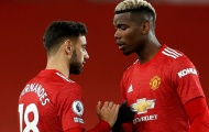 Đang đà hưng phấn, Pogba nói rõ cảm giác khi đá cạnh Bruno Fernandes