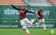 """Genoa """"biếu không"""" bàn thắng, AC Milan tiếp tục rượt đuổi Inter trên BXH"""