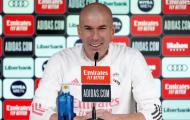 Zidane trả lời bất ngờ về việc đưa Real tham dự European Super League