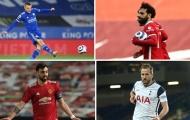 10 cầu thủ dứt điểm nhiều nhất Premier League 2020-21: Thất vọng Liverpool, số 1 không thể khác