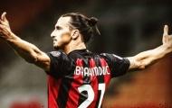CHÍNH THỨC! Ibrahimovic gia hạn với AC Milan