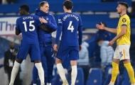 Cuối cùng, điều Chelsea lo sợ nhất đã xuất hiện