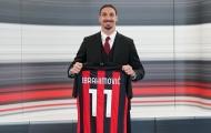Vừa gia hạn với Ibrahimovic, Milan chi 40 triệu euro mua 'gà trống'