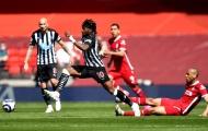 10 thống kê Liverpool 1-1 Newcastle: Kỷ lục Salah; Đỉnh cao thảm họa!