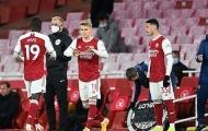 Arteta mắc 4 sai lầm khiến Arsenal thua đau