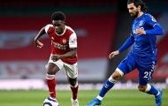 Chấm điểm Arsenal: Hàng công mờ nhạt