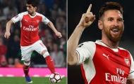Đội hình 11 cầu thủ Arsene Wenger suýt đưa về cho Arsenal