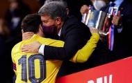 Joan Laporta hành động bí mật, lộ thái độ của Messi với Barca