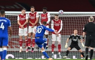 Thống kê Arsenal 0-1: Thảm họa Leno; Arteta kém xa Arsene Wenger