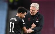 XONG! Moyes xác nhận khả năng ra sân của Lingard trận gặp Chelsea