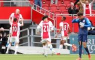 'Hàng thải' Premier League chói sáng, Ajax lên ngôi vô địch trong ngày sinh nhật Thánh Johan