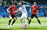 Một điều chắc chắn về M.U xuất hiện sau trận hòa Leeds United