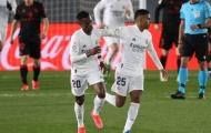 """Real mất điểm, """"báu vật"""" của Zidane bị chỉ trích thậm tệ"""