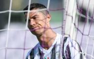 Ronaldo gây thất vọng tràn trề, Juventus có nguy cơ văng khỏi tốp 4