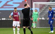 TRỰC TIẾP West Ham 0-1 Chelsea: Thẻ đỏ tai hại (KT)