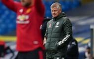 Man Utd hòa Leeds thất vọng vì sự 'cố chấp' của Solskjaer?