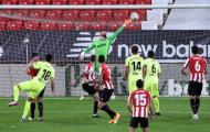 Thua đau Bilbao, Atletico Madrid lỡ cơ hội bứt tốp với Real và Barca