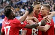 Chi 50 triệu bảng, Man Utd có tiền vệ giỏi như Matic + Fred