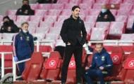 Lộ ứng viên thay Arteta nếu Arsenal thất bại ở Europa League