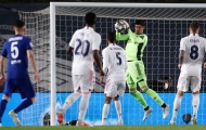 'Real Madrid vẫn sống sót'