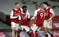 Chris Sutton chỉ ra bộ tứ tấn công tối ưu của Arsenal cho trận Villarreal