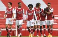 Đội hình Arsenal đấu Villarreal: Bộ tứ L.A.S.S lĩnh xướng hàng công?