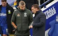 Tập trung C2, Man Utd lại bị thuyền trưởng Leicester 'đe dọa' ở Anh
